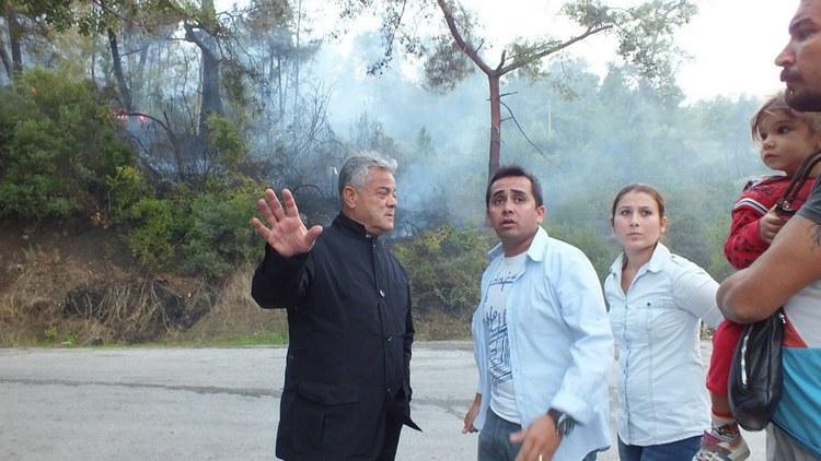 Marmaris Orman Yangını galerisi resim 9