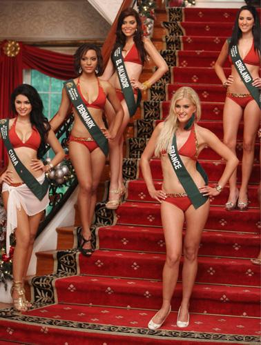 Karşınızda Miss Earth adayları galerisi resim 1