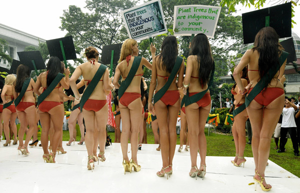 Karşınızda Miss Earth adayları galerisi resim 7