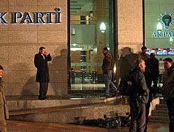 AK Partide istifa şoku!