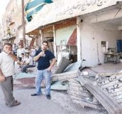 Süriye: Terörist Bir Eylem