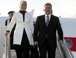 Gül Türkiyeye dönüyor