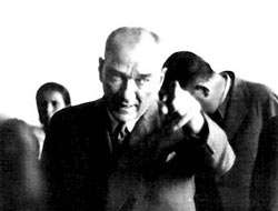 İşte yasaklı Atatürk belgeseli