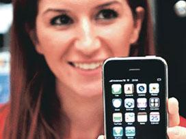 iPhoneun  Türkçesi yok,  havası çok!