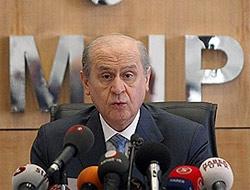MHP Ak Parti tuzak mı kuruyor