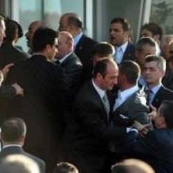 Bayram namazını İstanbulda kıldı