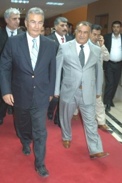 CHP Lideri Bayram Namazında