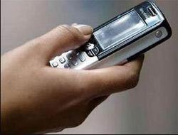 Cep telefonunda soygun