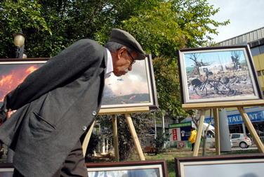 Muğlada resim sergisi
