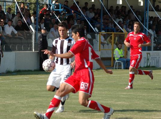 Marmaris belediye spor:1 - Denizli Belediye Spor:2