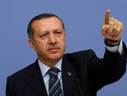 Erdoğandan Tarafa muhtıra!