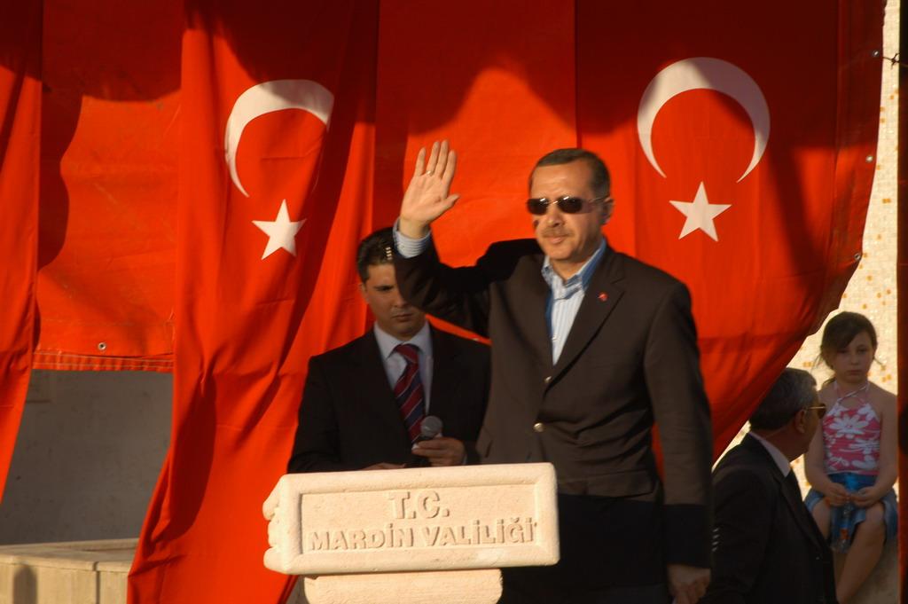 Erdoğan, Kahramanmaraşta