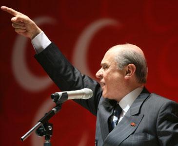 Bahçeliden Erdoğan ve Güle zehir zemberek sözler