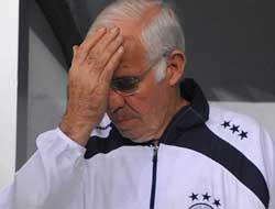 Luis Aragones istifa ediyor