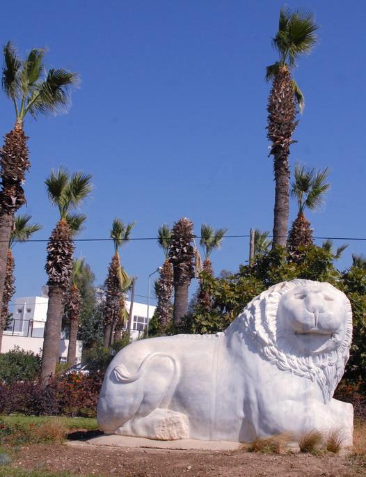Afrodit heykeli kayıp