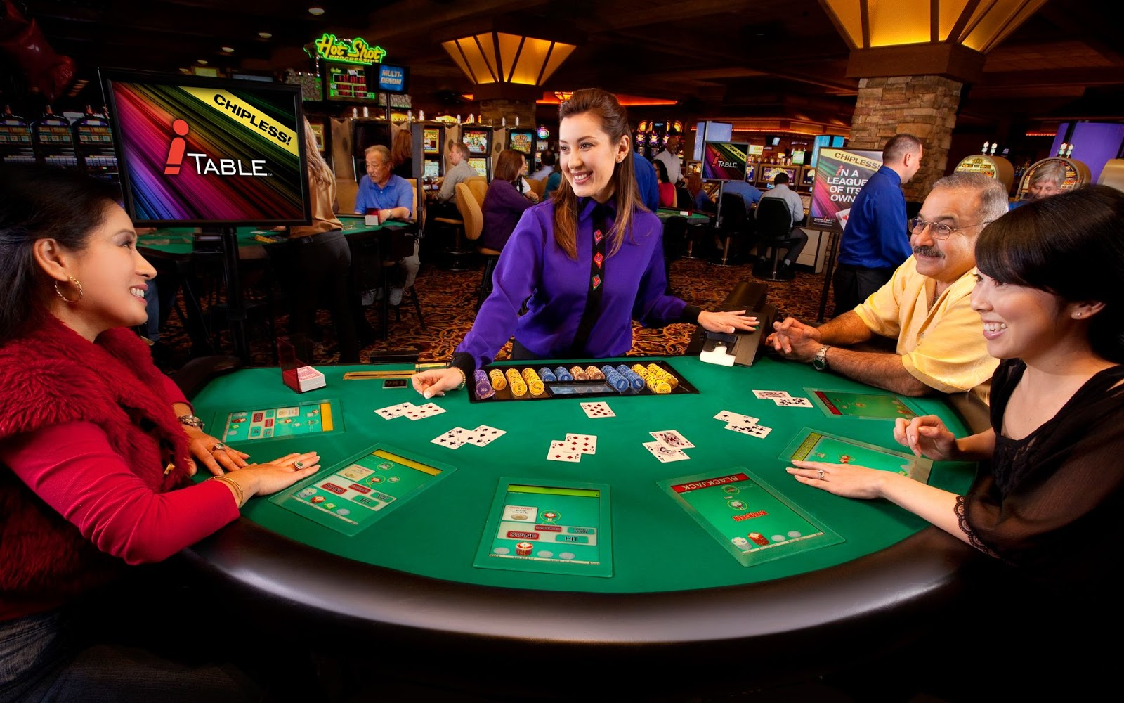 Summaries of Our Favorite Online Casinos