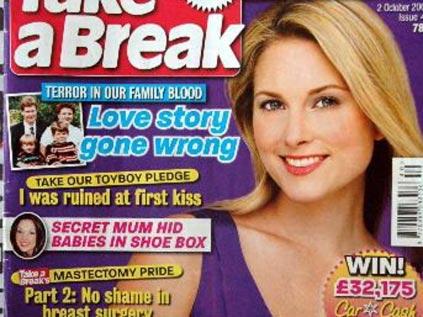 İngiliz kadın magazin dergisinden şaşırtan sözleşme..