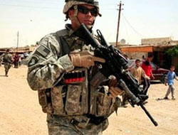 ABD askerleri Suriyeye girdi