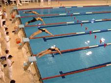 Yüzme hakemlerine eğitim