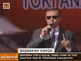 Erdoğandan PKKya hodri meydan