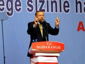 Erdoğan: Ne Obamayım ne Bush