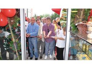 Fırın Ekmek Evi'nin Bahçeşehir'deki ikinci şubesi günü açıldı