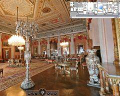 Dolmabahçe Sarayına sanal tur
