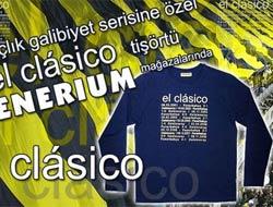 Fenerbahçeden 9luk tişört