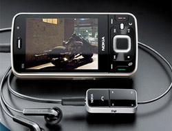 N96 iPhonea hava bastı