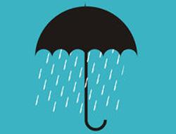 Dikkat ! Sağanak yağış uyarısı !