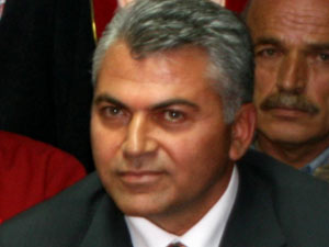 AK Parti de Zafer Alkan aday