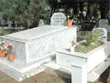 Bu da yabancılar mezarlığı