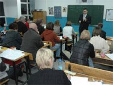 Yabancılar Türkçe öğreniyor
