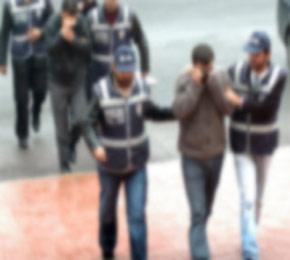 Marmariste Filistinli 25 Kaçak Yakalandı