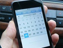 ipod Touch oldu cep telefonu