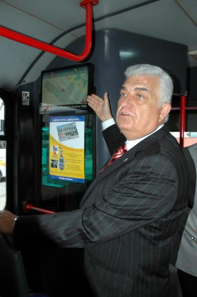 Muğlada toplu taşıma araçlarında kent kart uygulaması başlıyor