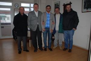 """Ünsal """"Ben AKP ve CHP'nin Kutuplaşmasının alternatifiyim"""""""