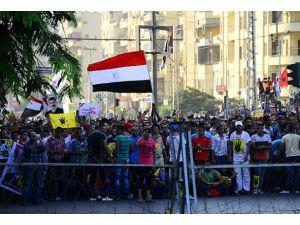 """""""Halk devrimini geri kazanıyor"""" gösterileri sona erdi"""