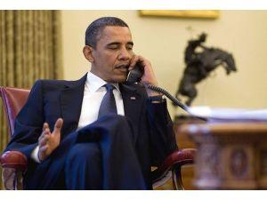 Cameron ve Obama Suriyeyi konuştu