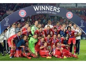 Süper Kupa Bayern Münihin