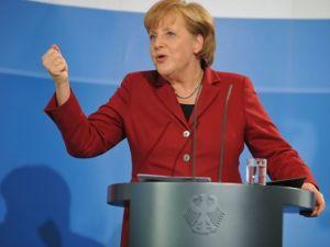 Merkel'den Rusya ve Çin'e eleştiri