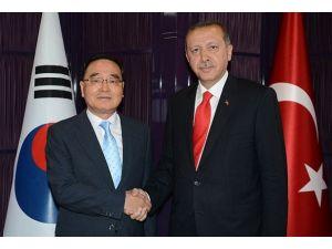 """Türkiye ile Güney Kore arasında """"kültür anlaşması"""""""