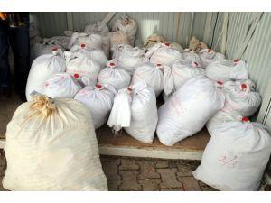 Türkmenistan-İran sınırında uyuşturucu operasyonu