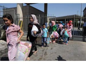 Bir haftada 8 bin Suriyeli Reyhanlıya geldi
