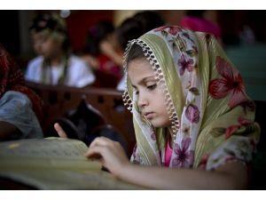 Yaz Kuran kurslarına rekor katılım