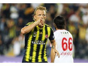 Fenerbahçede gol yükü yabancılarda