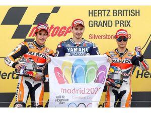Britanya Grand Prixsi Lorenzonun