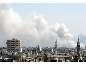 Suriyeli muhaliflerin Humus operasyonu