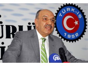Türk-İş Genel Başkanı Kumlu istifa etti