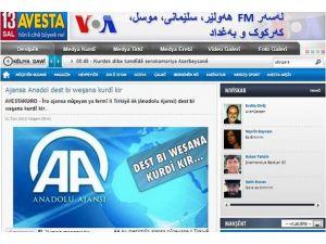 Kürtçe yayın Kürt medyasında geniş yer buldu